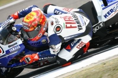 Moto GP - Chine D.2: Pole d'Edwards, Lorenzo quatrième !