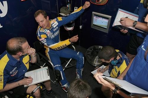 Moto GP - Chine D.2: Tech'3 préserve l'invincibilité Yamaha-Michelin