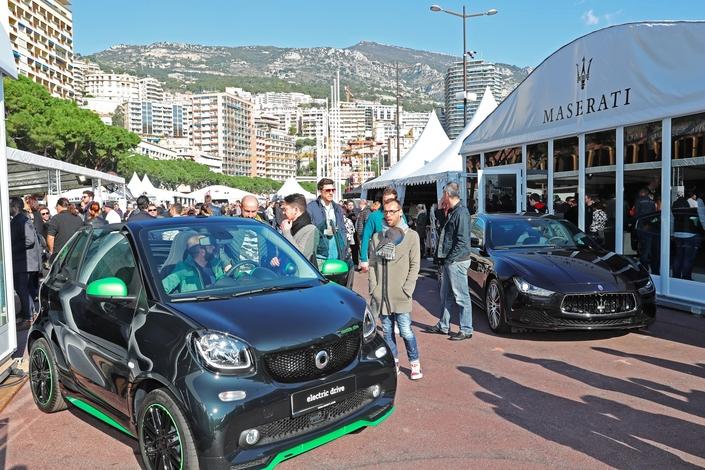 Salon de Monaco: une nouvelle édition en février2018