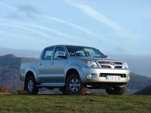 Essai - Toyota Hilux 3.0 D-4D : utilitaire ou loisirs ?