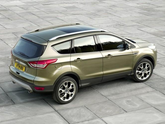 Ford démarre la production du nouveau Kuga