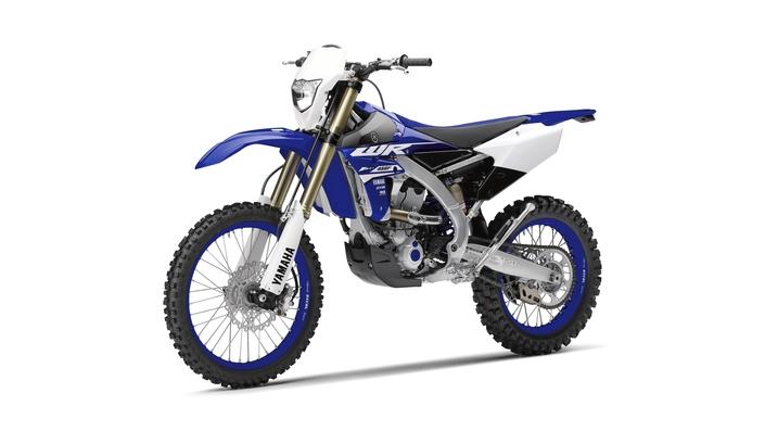 Yamaha WR450F 2018: ce qui change
