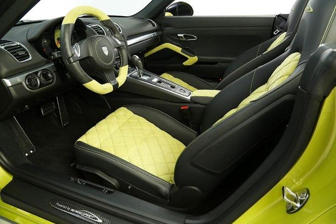 Porsche Boxster : revu et corrigé à la sauce Speedart
