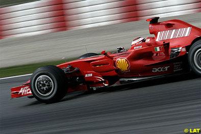 """Formule 1 - Raïkkonen: """"Le titre se jouera à quatre"""""""