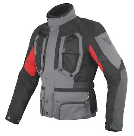 Dainese D-Stormer: veste à aérations modulables