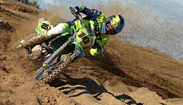 Championnat de France: Kawasaki fait son retour dans les courses sur sable