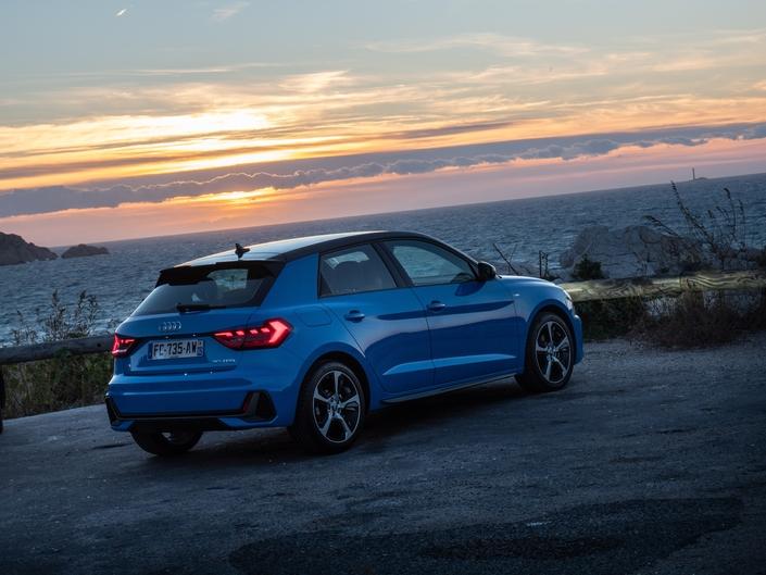 Essai - Audi A1 30 TFSI: plus polyvalente que jamais