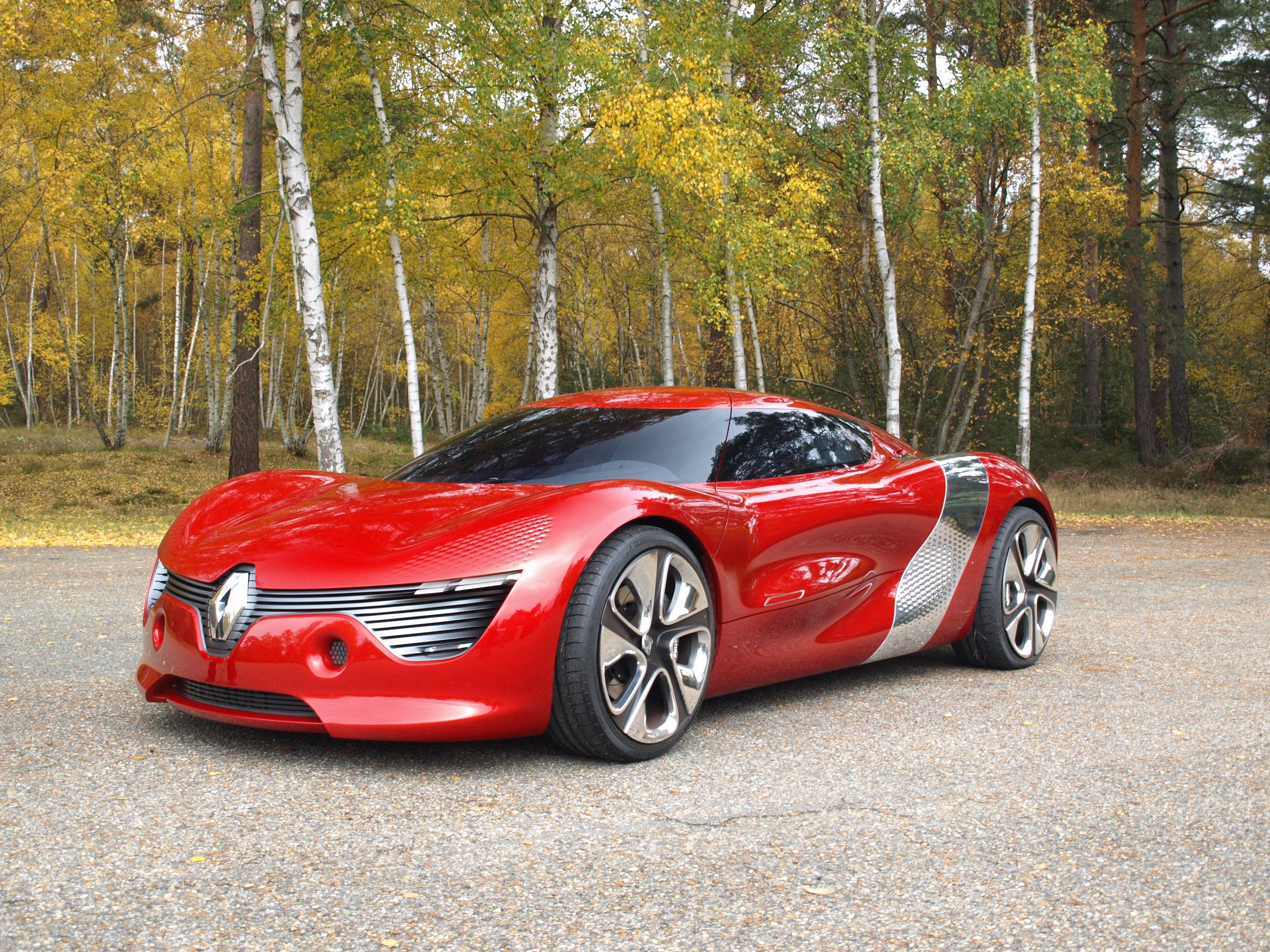 Toutes les photos Caradisiac a pu rouler avec la Renault DeZir
