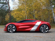 Caradisiac a pu rouler avec la Renault DeZir