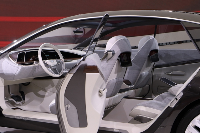 Cadillac Escala Concept : une vraie Cadillac - En direct du salon de Genève 2017