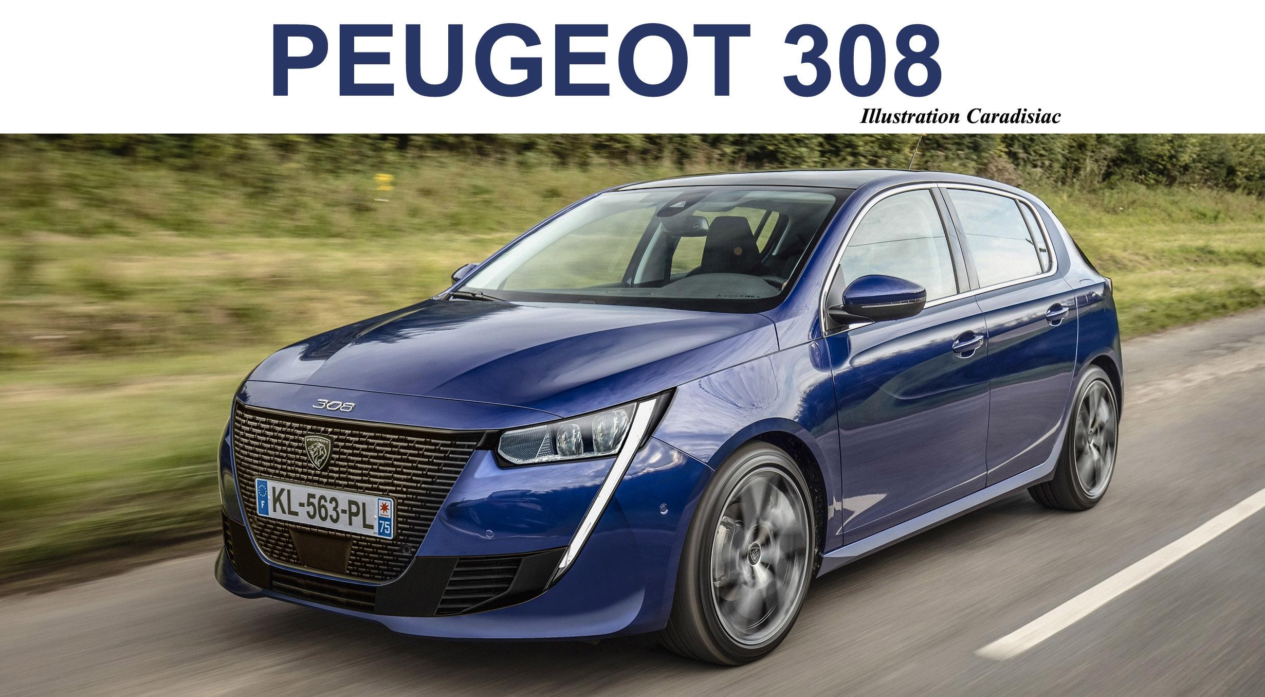 2021 Peugeot 308 III (P51/52) 47