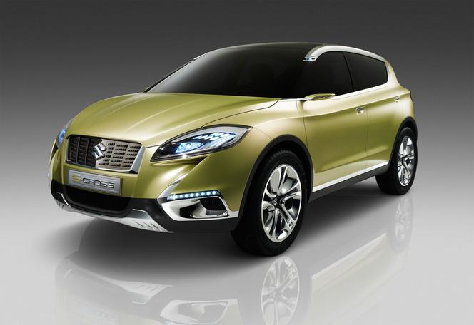 Calendrier 2013 - Caradisiac vous présente les nouveaux 4x4/SUV/crossovers de l'année
