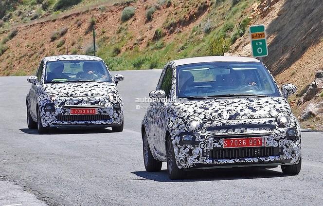 La nouvelle Fiat 500 débarque le 4 juillet