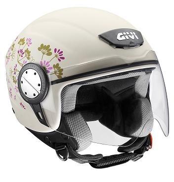 Caberg 106, Givi H104, BLH Gattaca: Le bouquet fleuri