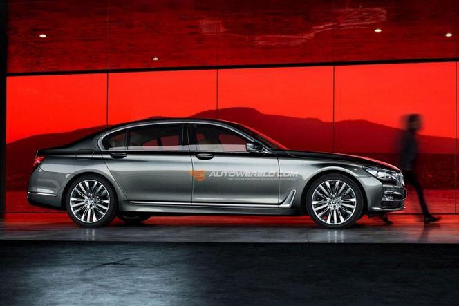 BMW Série 7 : premières images officielles avant la présentation de ce soir