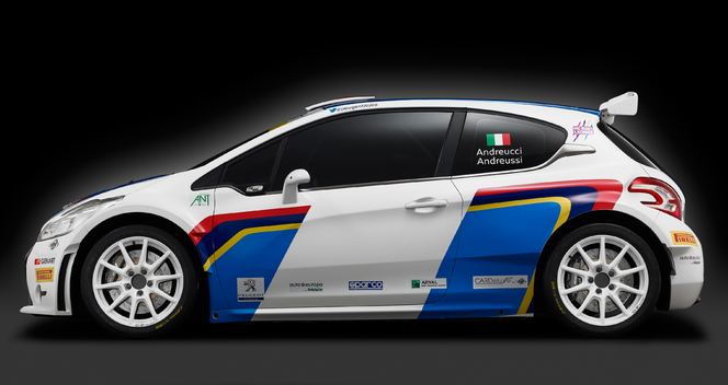 La Peugeot 208 T16: 1ère apparition en course ce week-end!