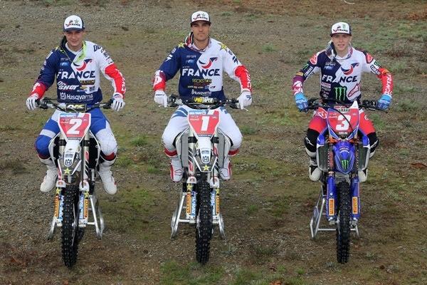 Motocross des Nations 2017: un nouveau titre pour la France?