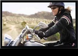 Sondage: la femme s'épanouit mieux en moto... Selon Harley-Davidson