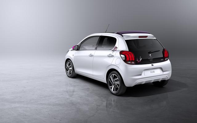 La Peugeot 108 plus chère que la Citroën C1 et au même prix que la 107