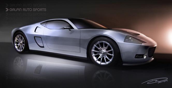Galpin Auto Sports GTR-1, une Ford GT de 1000 ch en préparation
