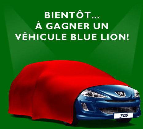 Salon de Genève 2008 : Peugeot lance un concours écolo !