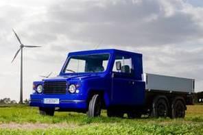 Karmann/EcoCraft en Allemagne : collaboration pour la production de véhicules utilitaires légers hybrides et électriques