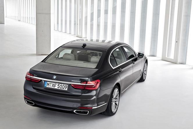 BMW officialise la nouvelle Série 7