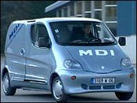 La OneCAT de MDI : la voiture à air comprimé serait commercialisée en Inde d'ici 2009 !