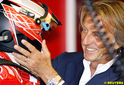 "Formule 1 - Montezemolo: ""2008 sera sans Juges ni James Bond"""