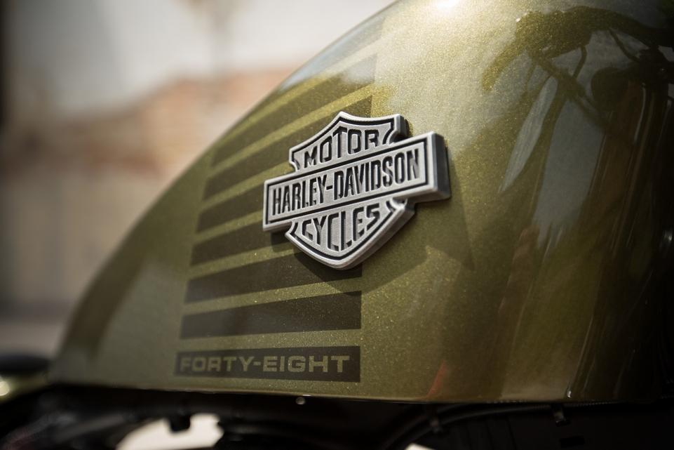 Nouveauté 2016 : Harley Davidson, la gamme Sportster