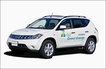 Nissan Murano E10 : test du carburant E10 au Japon dans le cadre du projet Tokachi
