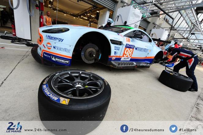 24 Heures du Mans : les Porsche survolent la 1re séance de qualification