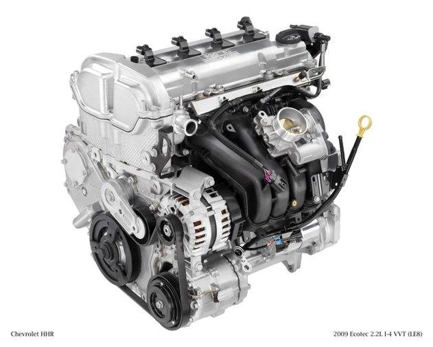 Salon de Chicago 2008 : General Motors dévoile le Chevrolet HHR à l'E85 2009
