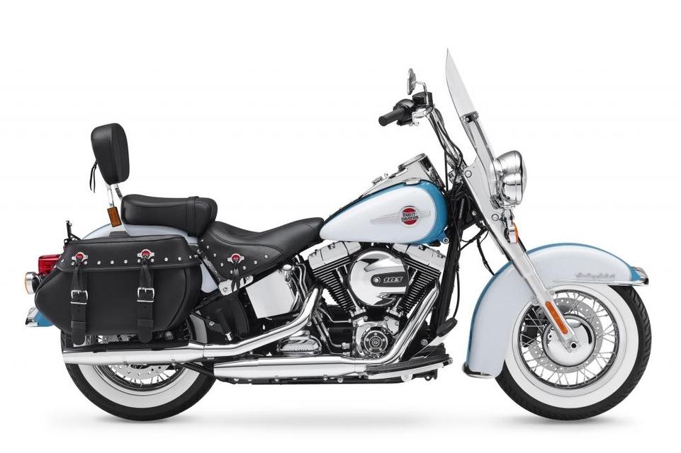 Nouveauté 2016 : Harley Davidson, la gamme Softail
