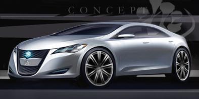 Salon de New York: Suzuki Concept Kizashi 3