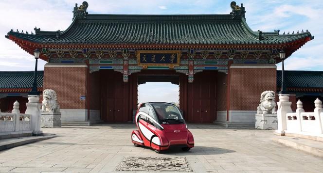 General Motors lance un concept d'autopartage en Chine