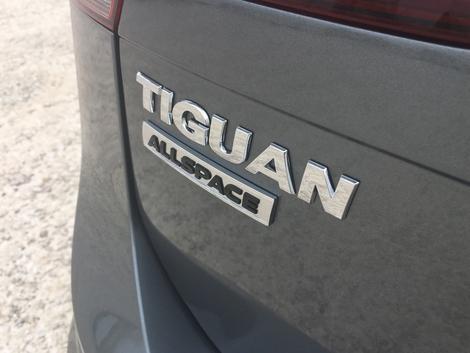 Volkswagen Tiguan Allspace : les premières images de l'essai en live