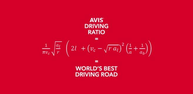 Et les 25 meilleures routes du monde sont...