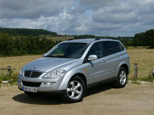 Essai - Ssangyong Kyron II : chirurgie réparatrice