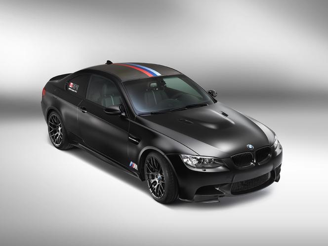 BMW dévoile officiellement sa M3 DTM Champion Edition
