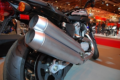 Harley Davidson: Le XR 1200 est entré en production