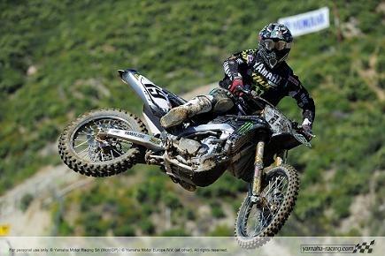Motocross mondial : Glen Helen, chez Yamaha en MX 1, on attendait mieux