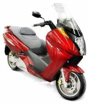 Scooter électrique : Elecity regonfle le Vectrix