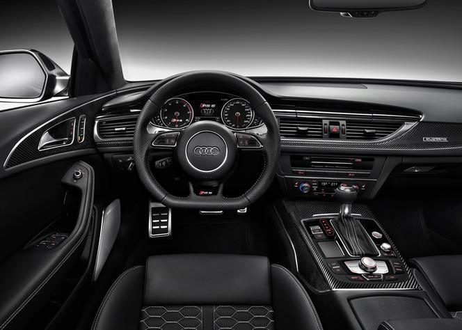 Nouvelle Audi RS6 Avant : toutes les photos et les infos