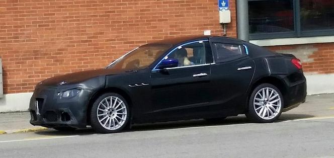 Surprise : la prochaine Alfa Romeo tricorps est de sortie