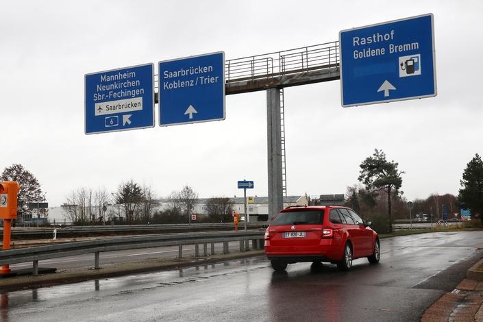 Essai longue durée - 3 000 km en Skoda Octavia Combi: le couteau tchèque