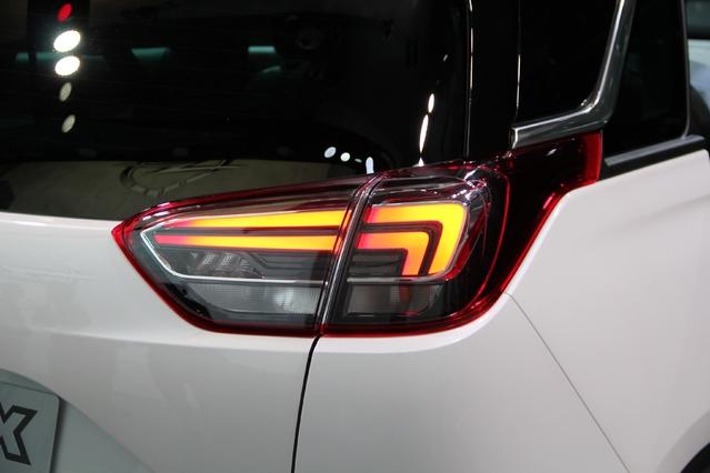 Opel Crossland X : à la croisée des chemins - En direct du salon de Genève 2017