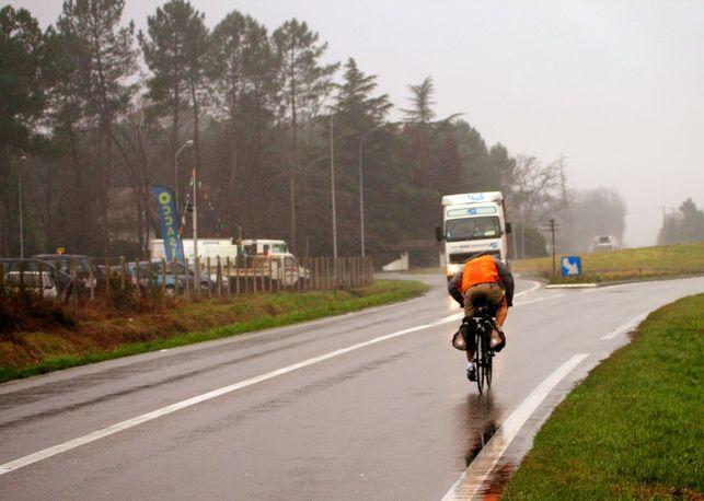 Jean Gabriel Chelala : finie la première étape de son Tour du monde écolo en solitaire, Paris-Portugal en 21 jours à vélo !