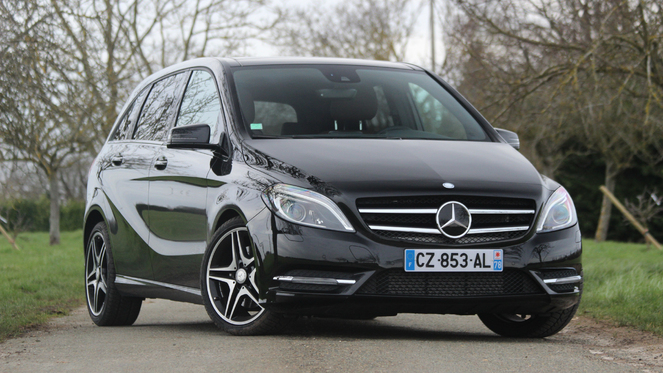 Mercedes Clkasse A Occasion
