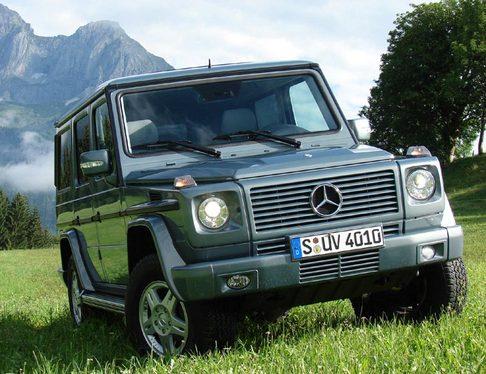 Essai - Mercedes Classe G : immortel